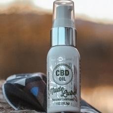 CBD Oil Nude Lube 100mg